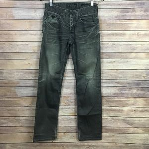 Guess Men's Lincoln Slim Straight Jeans